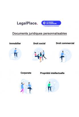 Contrats juridiques en ligne