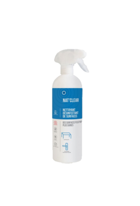 Pack / Nettoyant - Désinfectant en spray