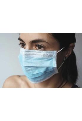 Vente de masques chirurgicaux (Lot de 250 masques)