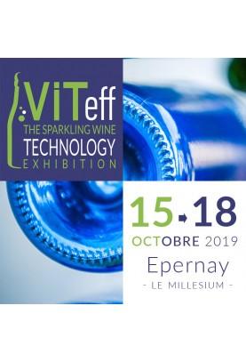 VITeff 2019 - Badge 4 jours